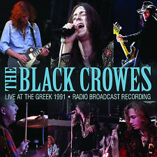 BLACK CROWES New Sealed LIVE AT THE GREEK 1991 CONCERT CD