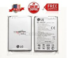 New OEM LG BL-46ZH K7 MS330 LS675 Tribute 5 Battery Genuine Original Replamcent