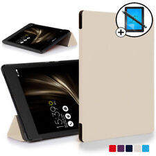 White Leather Tablet & eReader Cases, Covers & Keyboard Folios for ASUS