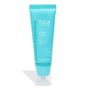 TULA Skin Care Face Filter Blurring & Moisturizing Primer Smoothes & Hydrates