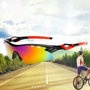 Durable Outdoor Sports Cycling Bike Running Polarized Sunglasse Goggle Glasse GL
