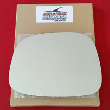 NEW Mirror Glass + ADHESIVE 02-07 BUICK RENDEZVOUS Driver Left Side *FAST SHIP*