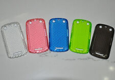 2Pcs Soft TPU Case Cover For Blackberry Curve 9350 9360 9370
