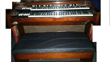 A 100 HAMMOND Vintage ORGAN w/ Bench & Bass Pedal Classic B 3 Jazz Rock Church