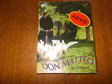 COFANETTO DVD DON MATTEO STAGIONE 1 PRIMA SERIE COMPLETA - TERENCE HILL