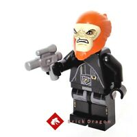 Lego Star Wars Dryden's Guard (open mouth version) from set 75219