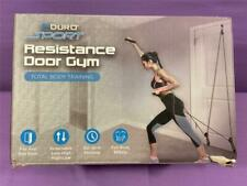 Aduro Sport Resistance Door Gym Total Body Training Home Gym Workout