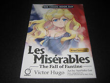 Free Comic Book Day 2014 Les Miserables The Fall of Fantine - Udon