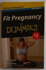 Fit Pregnancy for Dummies mini Edition (PB, 2011) Catherine Cram Tere Drenth