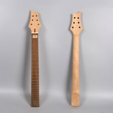 Electric guitar neck 24 Fret 25.5 in Mahogany Truss Rod Rosewood Fretboard #P1