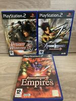 Dynasty Warriors Bundle PS2