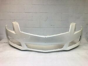 2013-2014 OEM cadillac ats (SEDAN ONLY) front bumper cover (white diamond) #7
