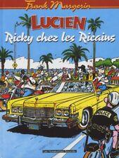 BD occasion Lucien Ricky chez les Ricains