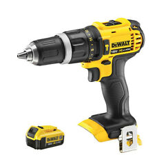 Dewalt DCD785N 18V XR li-ion 2-Speed Combi Drill With 1 x 4.0Ah DCB182 Battery