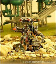 Demolisher, weponised utility vehicle Tehnolog Robogear Cyberon Planet