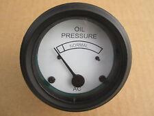 Oil Pressure Gauge For Allis Chalmers B C Ca G Industrial Ib Rc U Uc Wc Wd Wd45