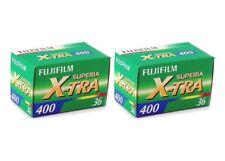 Fujifilm Superia 400 36exp Film - 2 Rolls