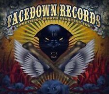 CD + DVD Facedown Records era of Ages Bloody Sunday Seventh Star 32 titolo + DVD