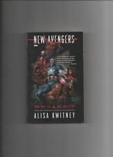 New Avengers: Breakout By Alisa Kwitney (2013, Paperback)