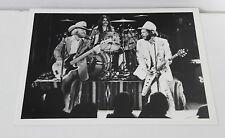 "Z Z Top UK Original Decca Promo Photo 7"" x 5"""