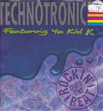 "Rockin' Over The Beat/Raw 7"" : Technotronic"