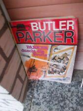 Butler Parker Heft Nr. 250: Parker duscht die Profis