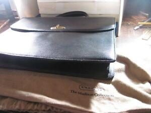 Coach  Madison Drake vintage Briefcase E6E-4420   Top Handle   & strap