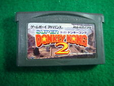 Donkey Kong Country 2 JAPANESE GAMEBOY ADVANCE CARTRIDGE ONLY