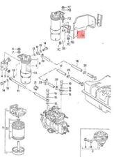 Genuine Volkswagen Heat Deflector Plate For Fuel Filter NOS Jetta 068127237