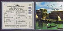VIVALDI CD CONCERTOS POUR PICCOLO (SOPRANINO) CHARLES LIMOUSE