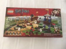 NEW LEGO HARRY POTTER 4737 Quidditch Match Retired Complete Sealed Box