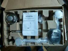 Aqualisa Bath Filler Overflow Kit Inc Digital Wall controller - No Processor