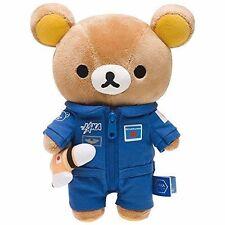 Rilakkuma JAXA Astronaut Space ver. San-X Store Limited Plush Doll Japan