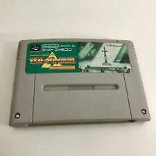THE LEGEND OF ZELDA Triforce Ver 1.0 Super Famicom Cartridge Only Nintendo used