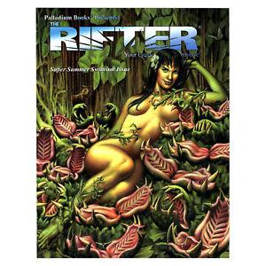 The Rifter Issue No. 39 - Palladium Rifts Megaverse Magazine Swimsuit Issue THG