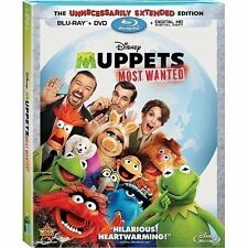 Muppets Most Wanted 0786936841725 With Ricky Gervais Blu-ray Region a