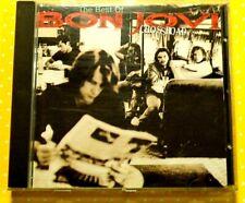 THE BEST OF BON JOVI  -  CROSSROAD  -  CD  1994 IN BUONO STATO