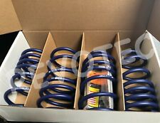 H&R Sport Lowering Springs For 81-91 Mercedes W126 SE SEC SEL wo Self Leveling
