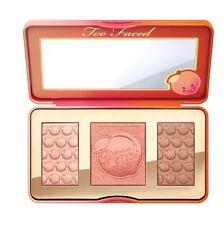New Too Faced ❤️Sweet Peach Glow Kit Bronze Palette ✔️Uk Seller