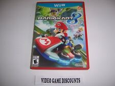 Original Box Case for Nintendo Wiiu Wii U Mario Kart 8 Eight