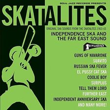 Skatalites Independence SKA and The Far East Sound CD European Soul Jazz 2017