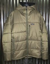 Patagonia MARS DAS Insulated Jacket Parka Size Large Alpha Green SOCOM DEVGRU