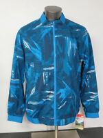 Mens The North Face M RAPIDO Jacket Full Zip Size XL Performance Running Blue