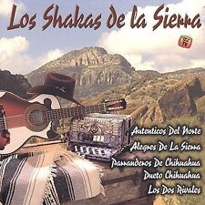 NEW  Los Chacas Shakas de la Sierra by Various Artists (CD, 2000, Líderes)