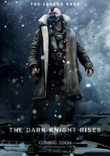 The Dark Knight Rises A3 Bane Poster 5