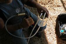 Dansha Farms Vacuum Goat And Sheep Milker Hand Milking Machine 1 Quart 1 Teat