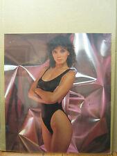Cara Hot girl ORIGINAL man cave car garage Vintage Poster  2385