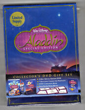 Aladdin (DVD, 2004, 2-Disc Set, Special Edition - Gift Set) - Factory Sealed