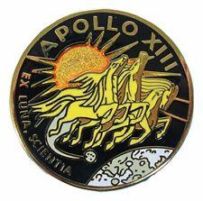 """Apollo 13 Lapel Pin Official Nasa Edition """"Failure Is Not an Option"""""""