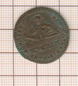 Germania Bella 3 Pfenning 1760 Munster, st Paul